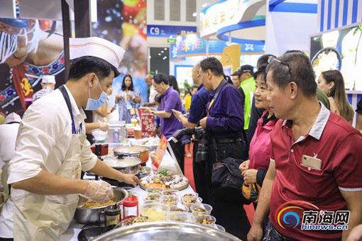 """国际旅游美食博览会带你品味""""舌尖上的世界"""""""